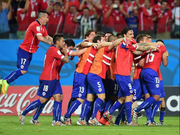 Chile made to work for victory