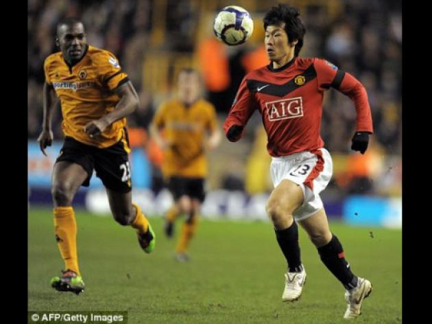 Ji-sung Park: Manchester United didn't sign me just to sell shirts in Asia