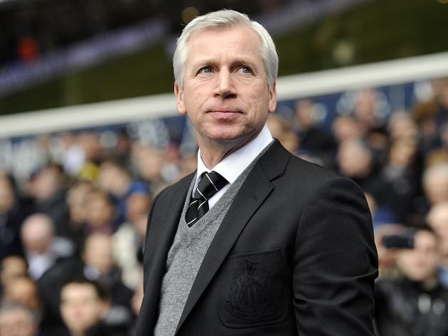 Pardew feeling positive