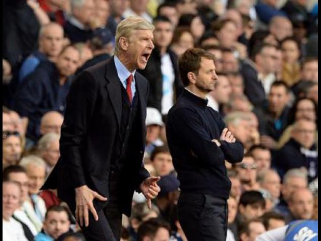 Arsene Wenger relief at 'huge' derby win for Arsenal