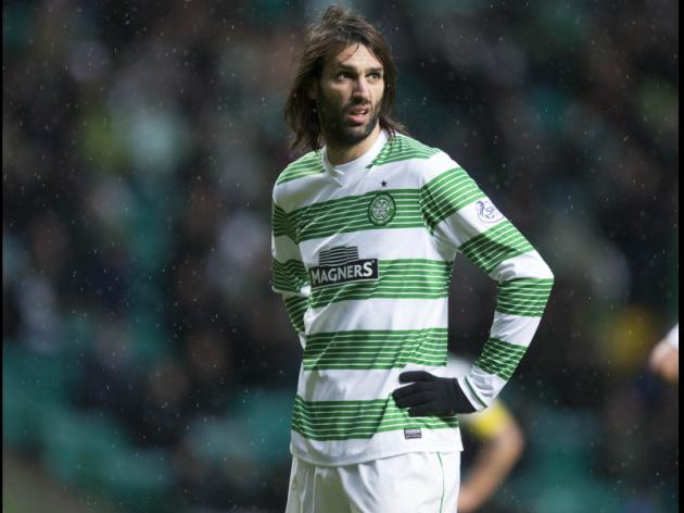 Aberdeen defeat still hurts says Celtics Samaras