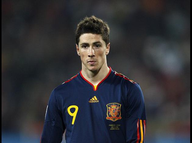 Torres wants Liverpool talks