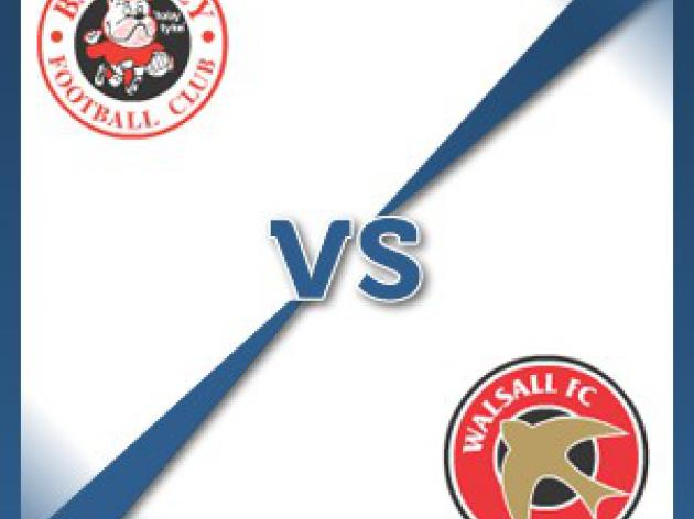 Barnsley V Walsall at Oakwell Stadium : Match Preview