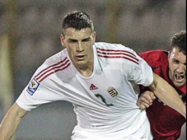 Leeds trial for Hungary defender