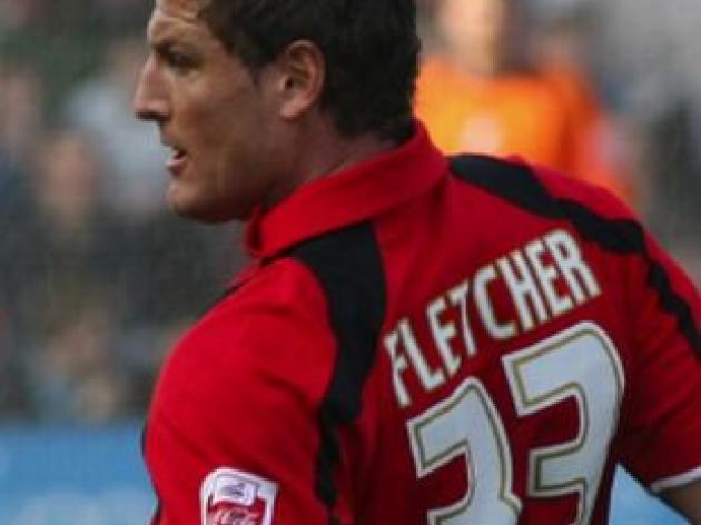 Cherries: Fletch so proud of stand honour