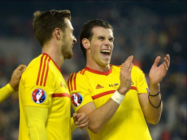 Bale: Success down to hard work