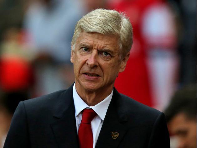 Wenger: We're not striker light