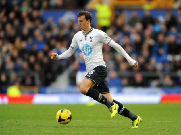 Chiriches targets lucky number seven for Spurs