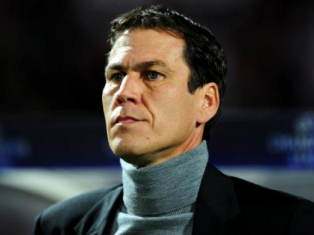 Rudi Garcia named as Roma coach