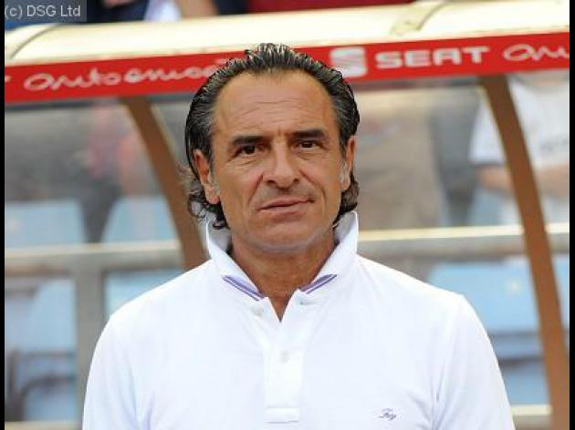 Prandelli ready to pull Italy out of Euros