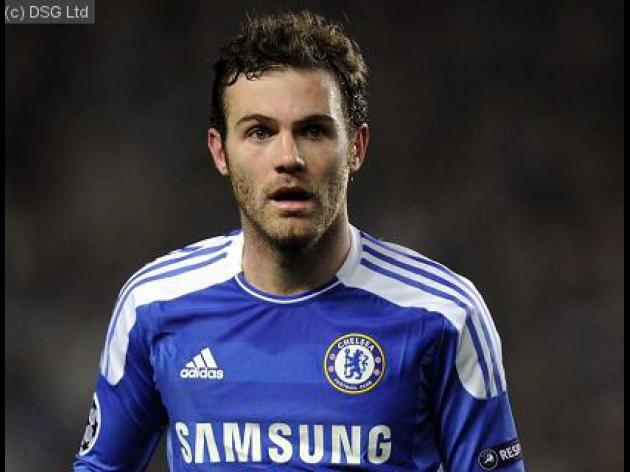 Player of the day: Juan Mata