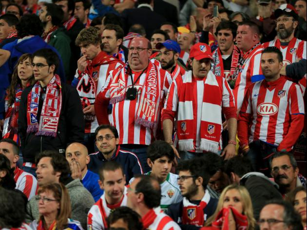Don't cry for me, Atletico Madrid