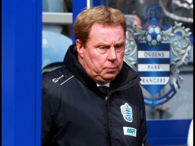 Redknapp taking nothing for granted