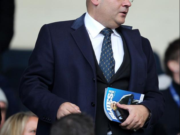 Blues in 'advanced' takeover talks