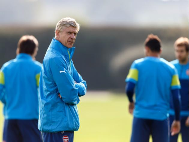 Arsenal seek boost against traditional whipping boys