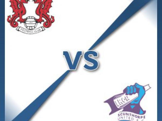 Leyton Orient V Scunthorpe United - Follow LIVE text commentary
