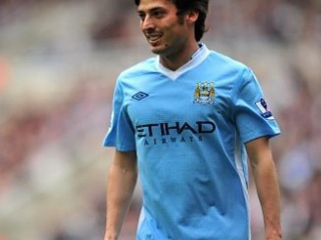 Player of the Day: David Silva