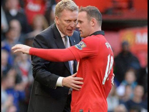 Moyes: Rooney had 'gone soft'