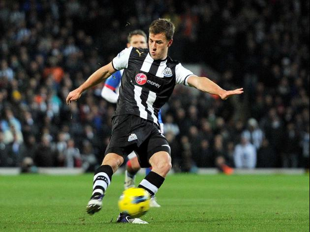 Taylor returns to Newcastle squad