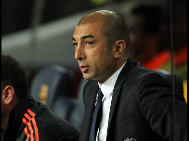 No final distraction for Di Matteo