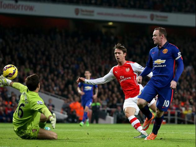 United impress at Emirates