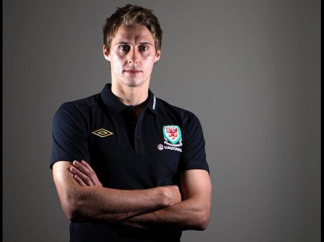 Edwards relishes Wales challenge