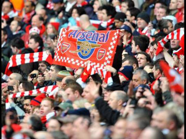 Arsenal fans unhappy with price hikes