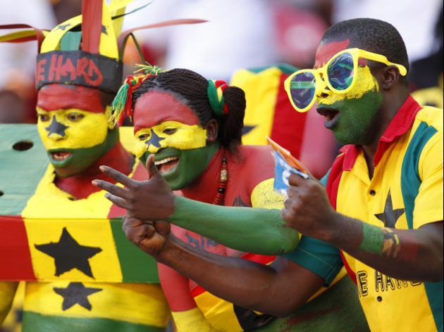 Round One: Ghana Rising