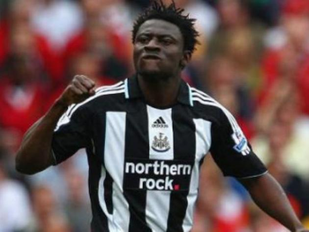 Newcastle face Obafemi Martins setback