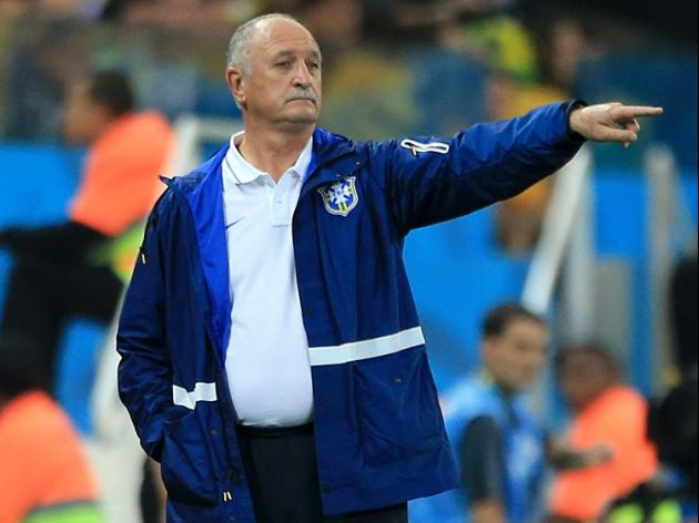Scolari pays tribute to Chile