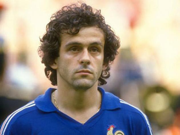 Top 10 European Championship goalscorers - Michel Platini