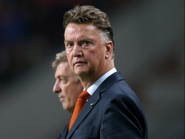 Van Gaal targets instant success
