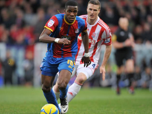 Manchester United One Step Closer To Signing Wilfried Zaha
