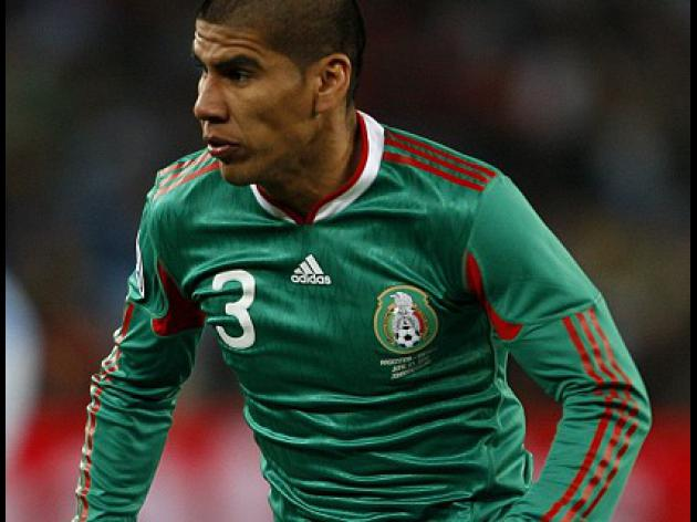 Salcido returns to Mexico
