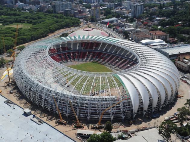 Stadium debates rage as FIFA returns to Brazil