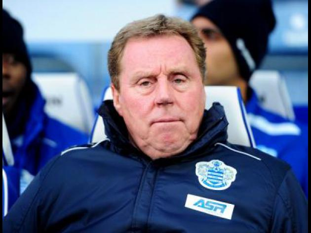 Harry Redknapp seeks late surge to save QPR from the drop