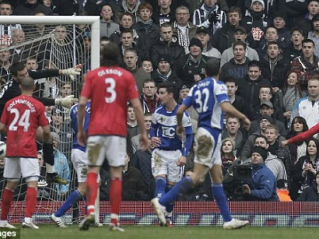 Birmingham 1 West Brom 3: Carling Cup hangover for Blues as Baggies clinch precious win