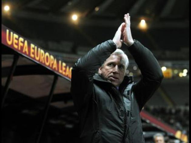 We're a lot stronger now - Pardew