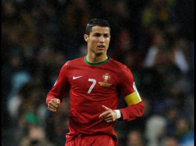 Ronaldo keen to be on top of world