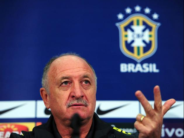 Scolari suffers family bereavement