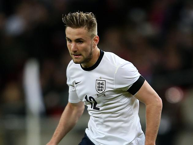 Shaw cherishes England debut