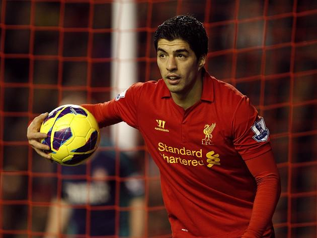 Suarez going nowhere - Rodgers