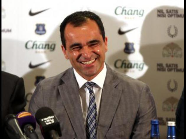 Martinez proud of new Everton role