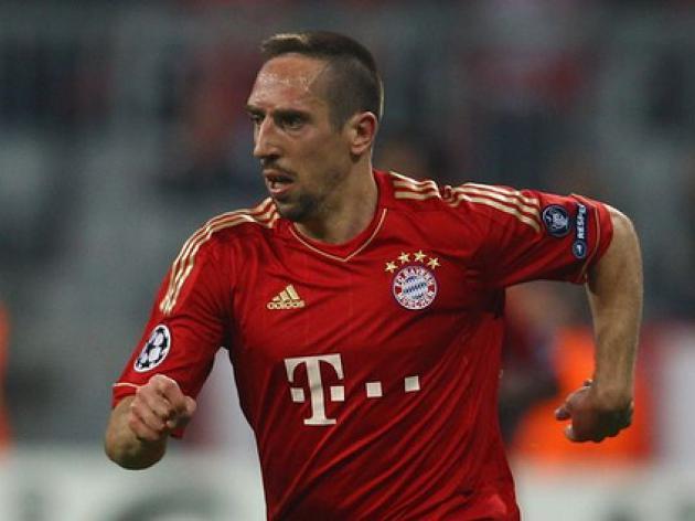 Bayern v Lille: Bayern hitting top form says Franck Ribery