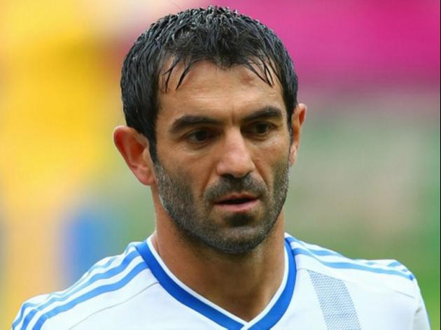 One last battle for warrior king Karagounis