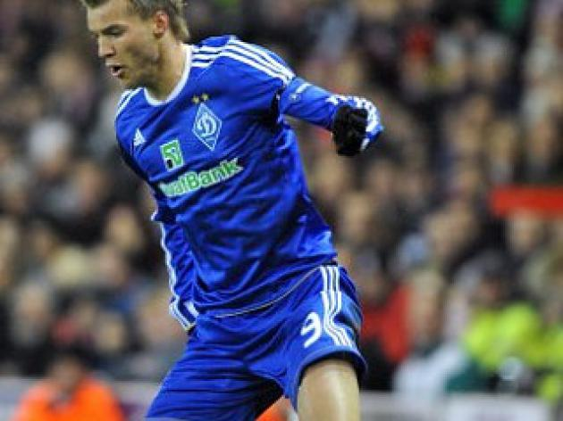 Euro 2012: The players to look out for - Ukraine - Andriy Yarmolenko