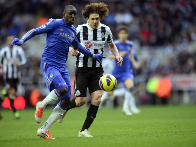 Newcastle V Chelsea at St James' Park : Match Preview