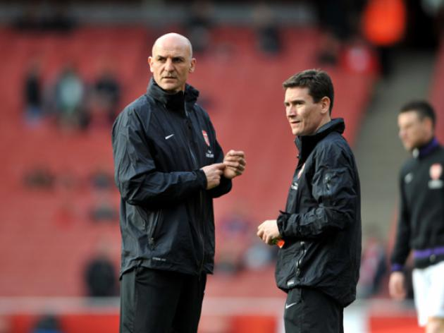 Steve Bould's influence on Arsenal