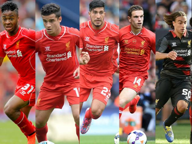 Five Liverpool players to enjoy watching this season