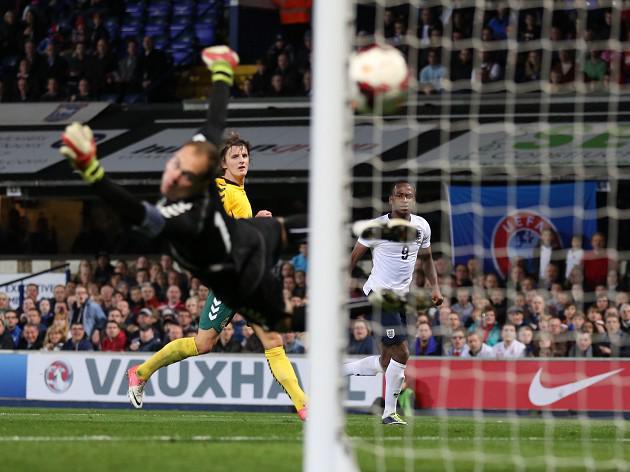 Morrison shines in England U21 victory
